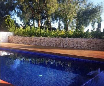 Exceptional rural family house - Guardiola de Font Rubi