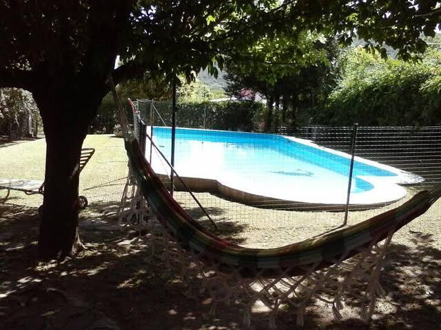 Hermosa Casa Vacaciones. Pileta parque asador - Villa Carlos Paz - Hus