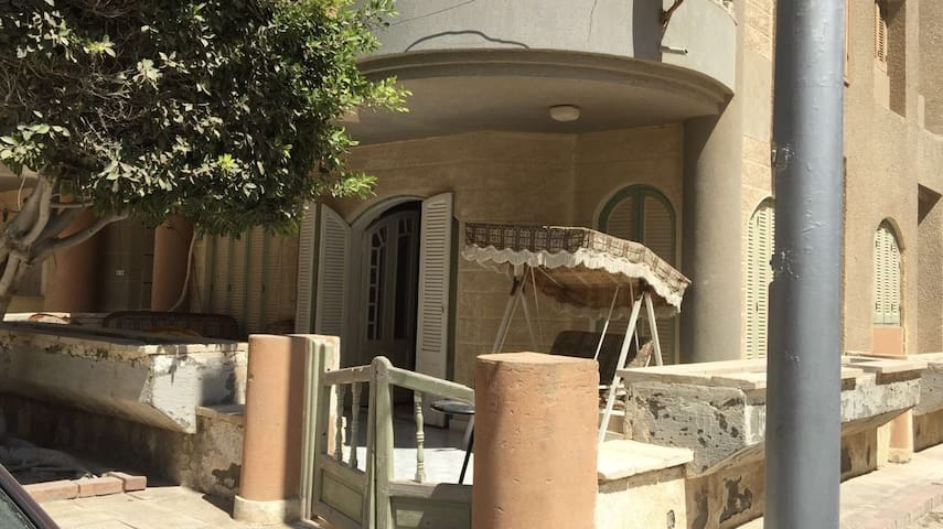 luxury Chalet in Streets 2/25 in kilo 21 from Alex - ADH Dheraa Al Bahri - Apartament