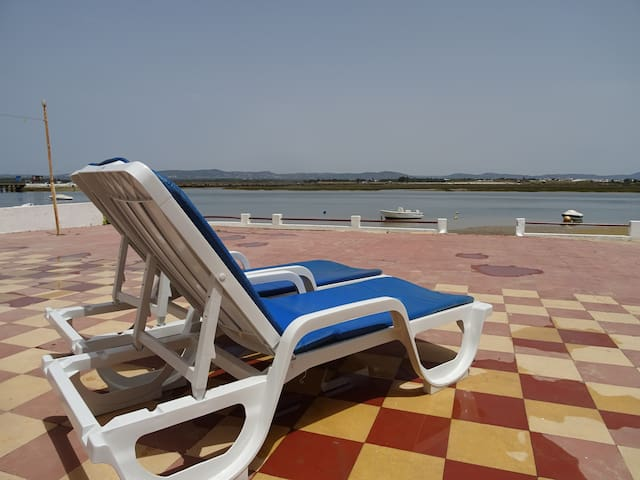 Zaya Room! Best Water views at Faro Beach!