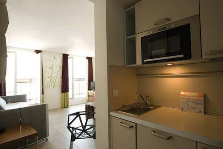Parigi Luxury Apartments
