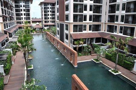 Cozy 1BR in resort style - Bangkok - Lejlighed