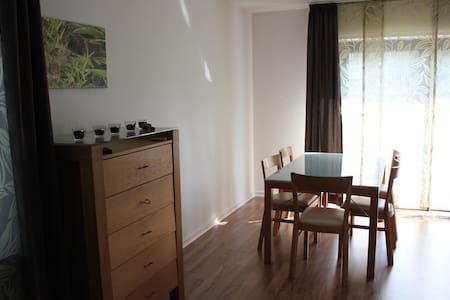 Gemütliche Wohnung mit Dachterrasse (Zentral) - Leichlingen - Apartamento