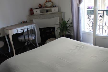 Une chambre privée dans la résidence bourgeoise - Cannes