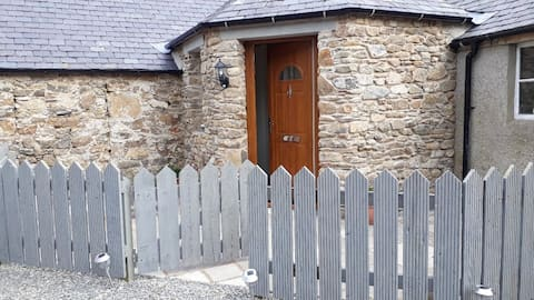 Comfortable, dog-friendly steading conversion