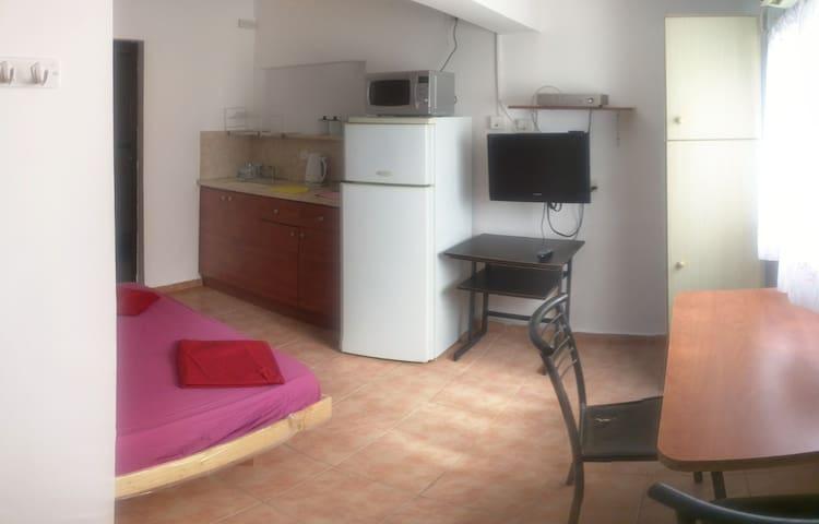 Cozy Studio Apartment (3)