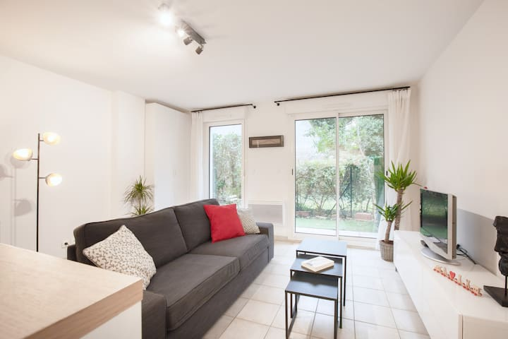 CENTRAL & MODERN ⭐4-min walk from Cours Mirabeau⭐
