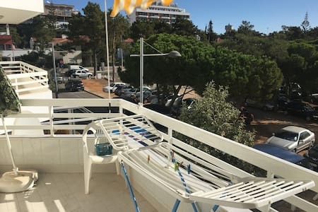 Apartamento T-1 na MARGINAL DE MONTE-GORDO - Monte Gordo