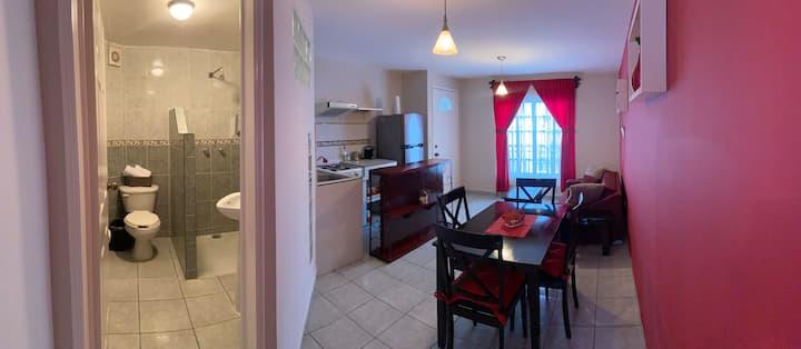 Apartamento Confortable  para descanso.