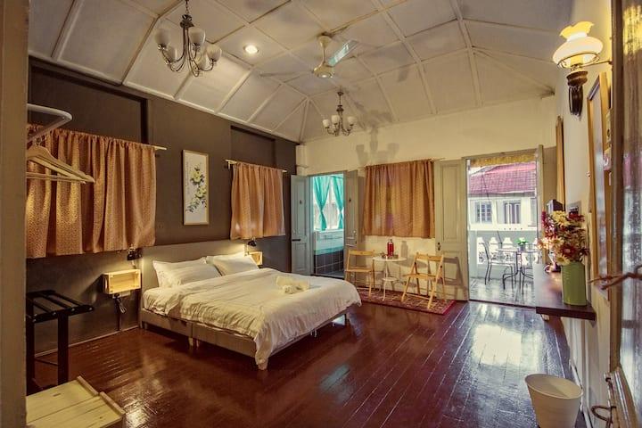 Penang Heritage House [R04] R.R.HOME-Bangkok Lane
