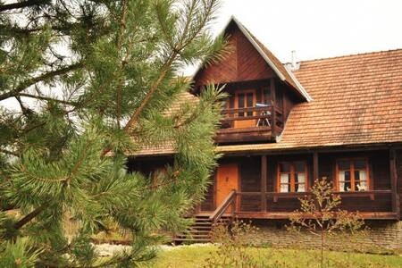 "Boykovsky house - ""Badjoriy Olen"" - Коростів"