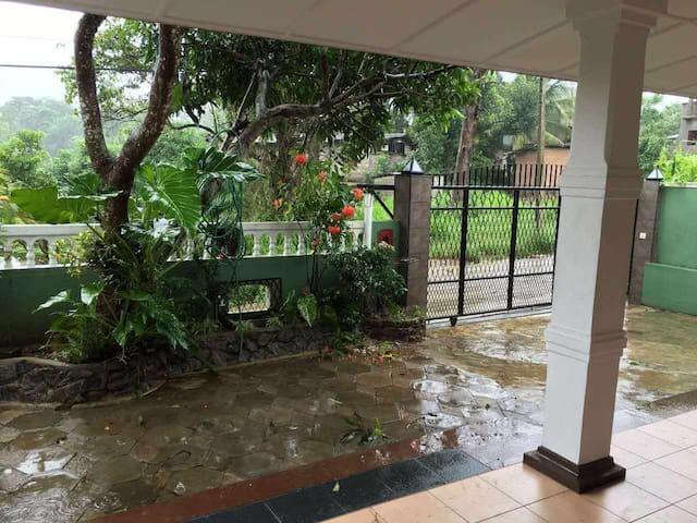 Sri room·Kandy easilife villa·peace - Kundasale
