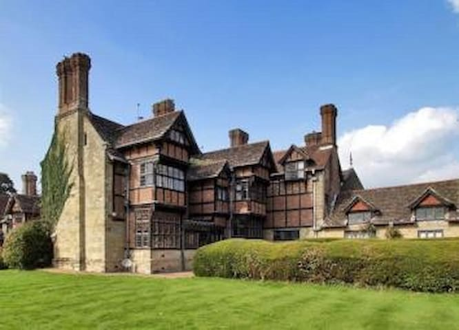 Gorgeous & Cosy Double Room, Historic Manor House