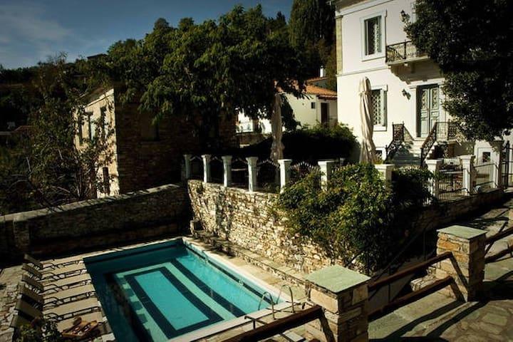 1888 Stathopoulou Mansion ,Pelion - Agios Georgios Nileias - Villa