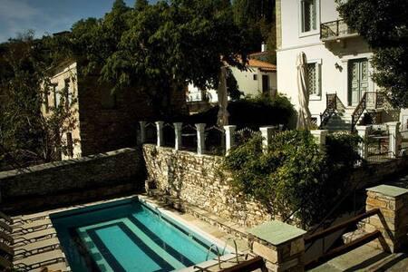 1888 Stathopoulou Mansion, Pelion - Agios Georgios Nileias