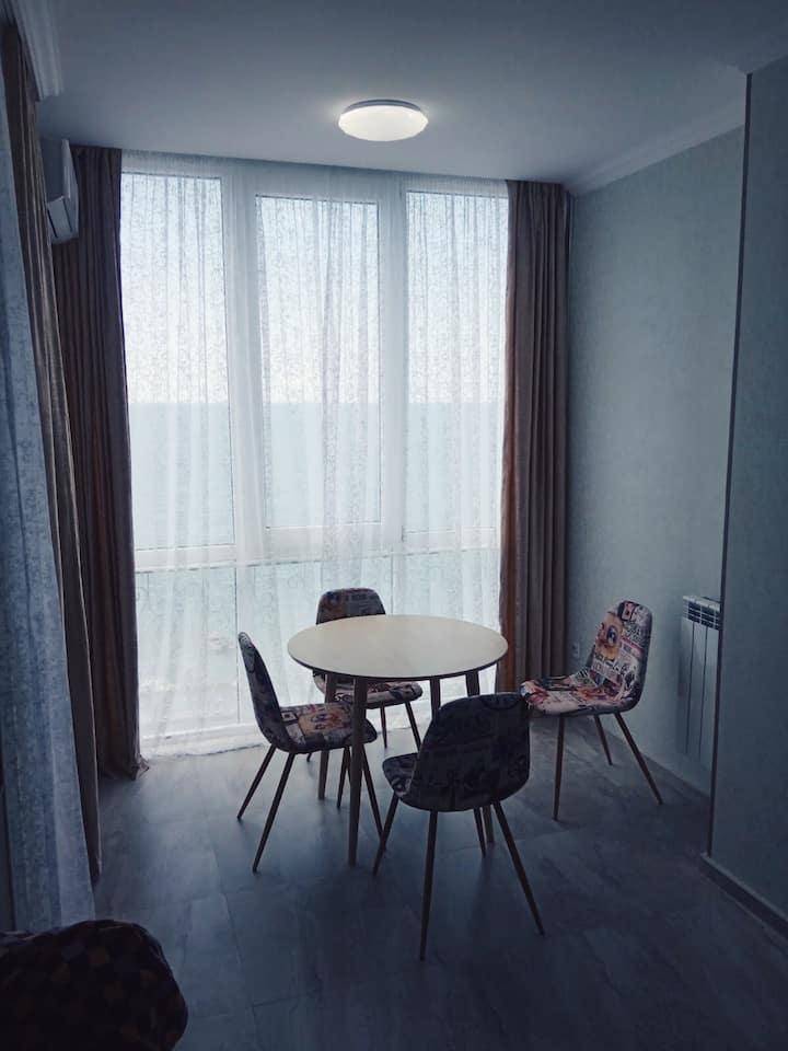 Beautiful Seaside Apartment in Kobuleti