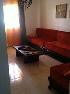 Appartement à disposition