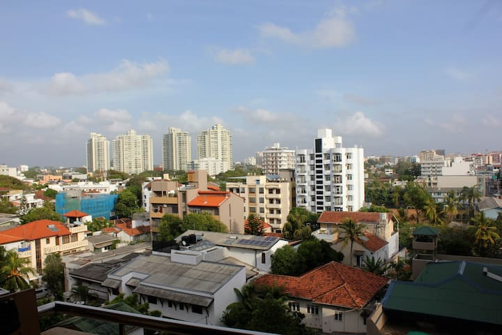 Lucky's Homestay - Colombo - Apartment