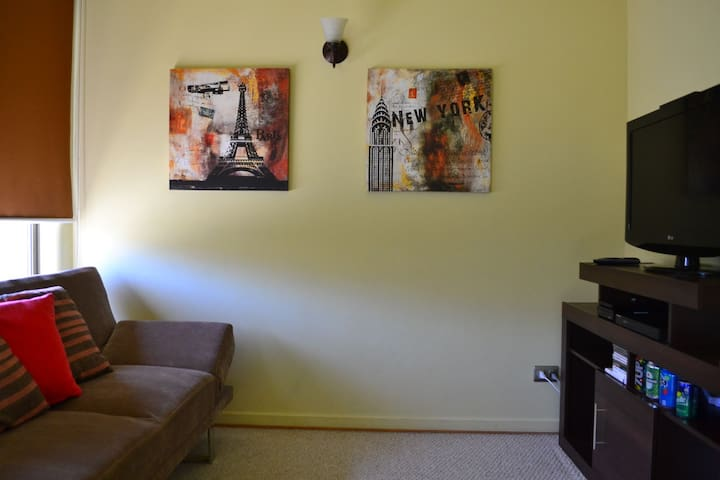 Sala de estar privada en planta alta