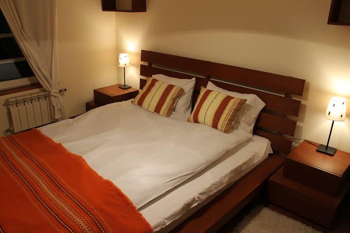 Comfortable apartement with top location - แบนส์โก