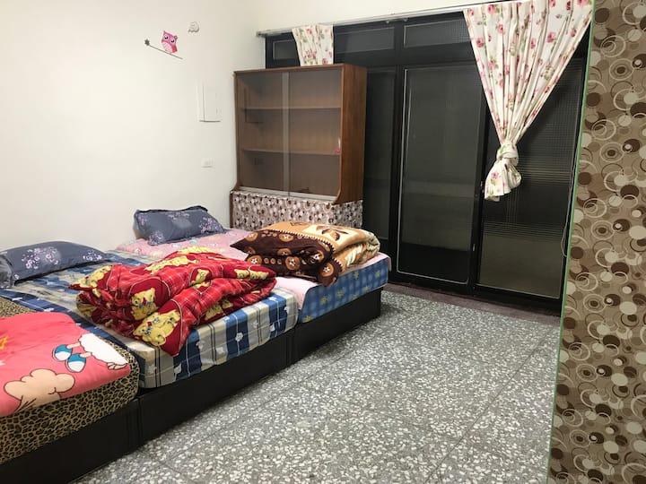 洽公旅遊訪友.方便的苗栗市中心公寓