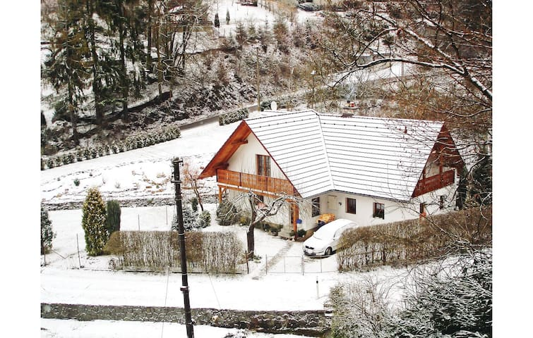 Holiday cottage with 2 bedrooms on 72 m² in Nove Mesto n/Metuji