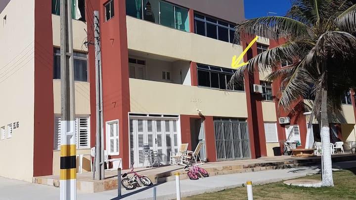 Apartamento no Marina II do Morro Branco