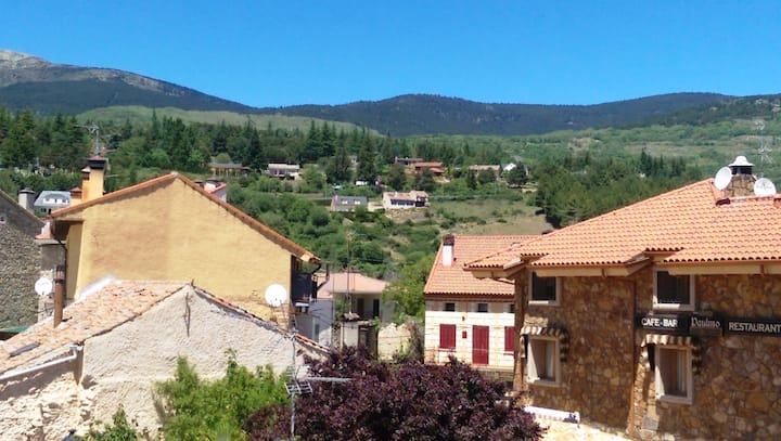 Magnífica casa en la Sierra Norte de Madrid