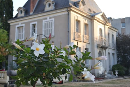 Maison de charme avec petit déjeuner inclus - Joué-lès-Tours