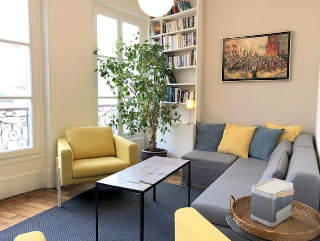 Cosy apartment St.Germain - Panthéon
