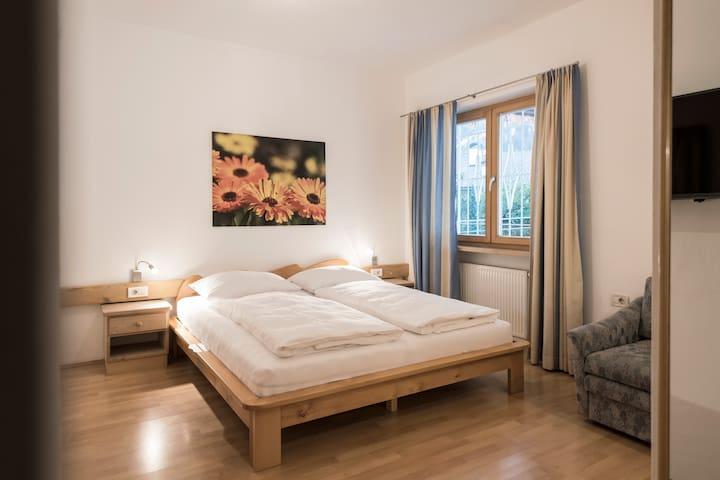 Neues Ein-Raumappartement, Sonnblick Residence