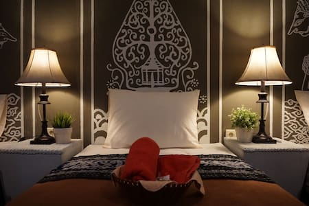 Cozy Traditional Ambience Space in City Center - Bandung - Bed & Breakfast