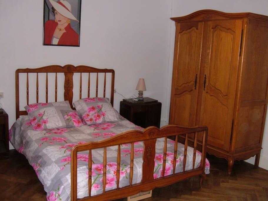 Chambre double au 1er étage