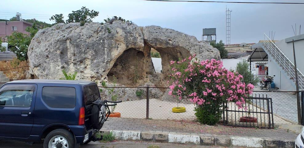 Boğa Taşı Bull Rock