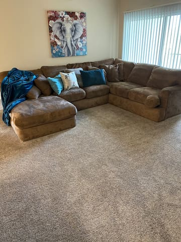 The best for less (Comfy Couch)