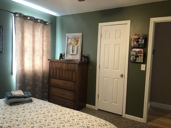 Private Country Home Perfect for Traveling Nurses