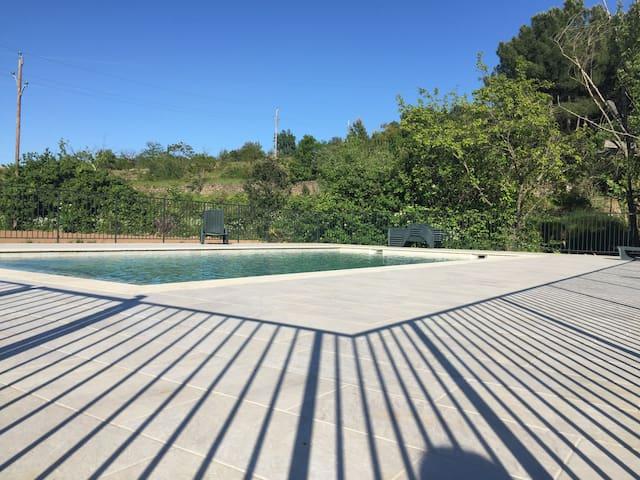 Villa Luminières II, piscine privée, 12 pers