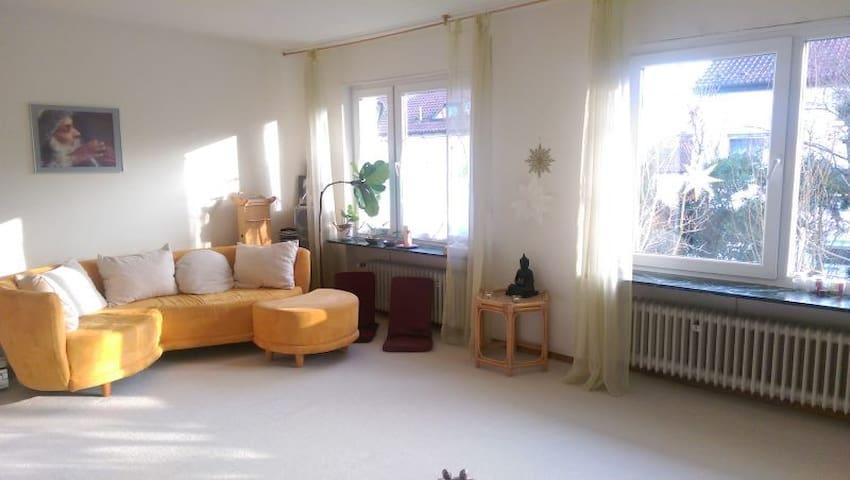 1-2 Zimmer in ruhiger 4-er-WG in 70376 Stuttgart