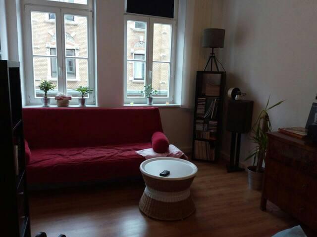Schöne, ruhige Wohnung in der Hofer Innenstadt
