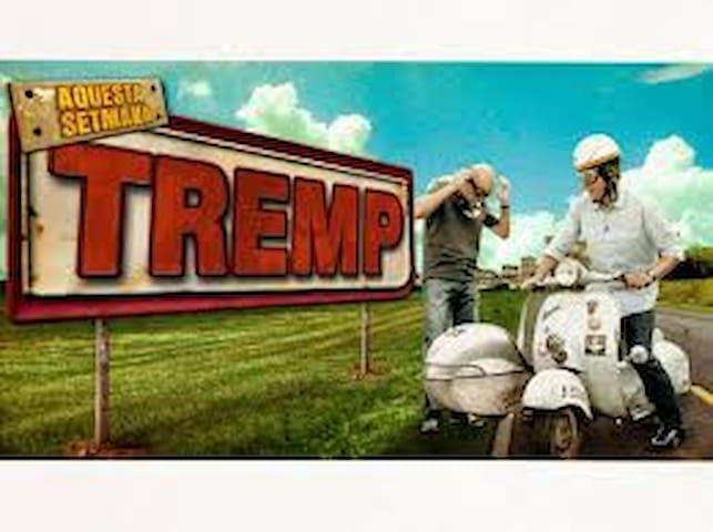 """Cal Bimbet"" Tremp - Tremp - House"