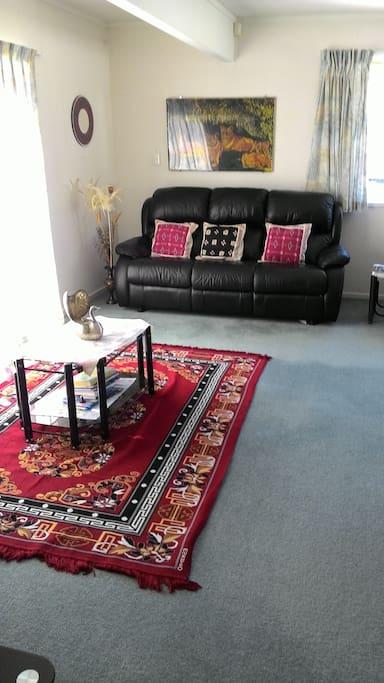 colourful lounge