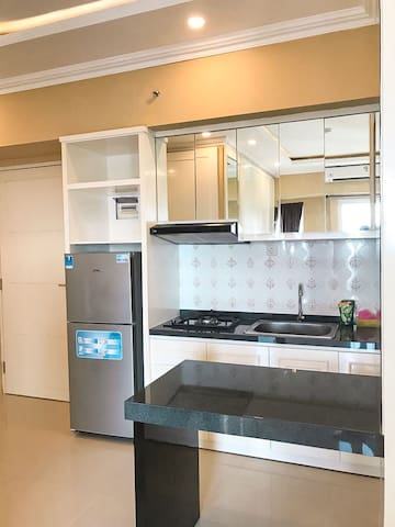 Lux,Leisure &Cozy Tanglin Apartment in PakuwonMall