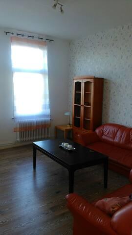 2 Zimmer Ferienwohnung mit Balkon (2)