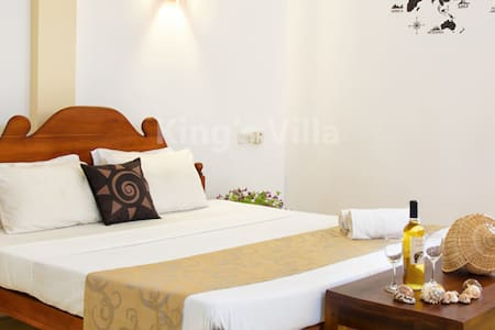 Kings Villa - (Official) Basic Double Room 02 - Tangalle - Guesthouse