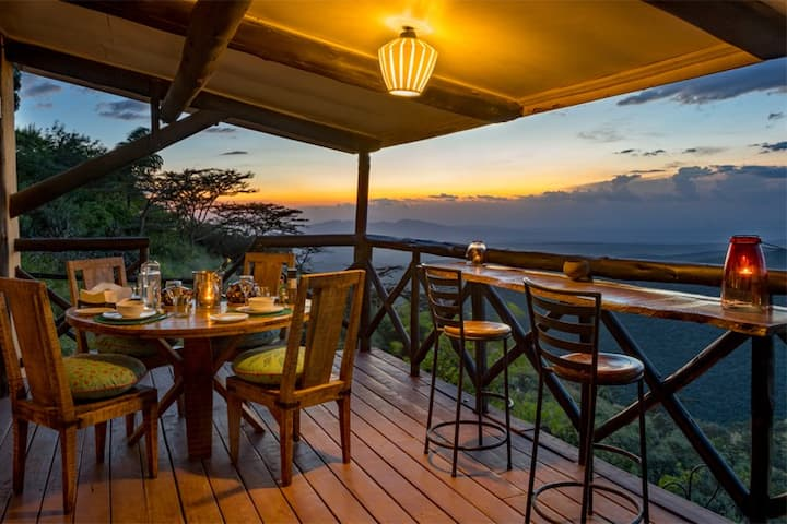 Olohoro Ndogo - a romantic Rift Valley retreat