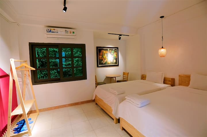 T&M House Nha Trang - Deluxe Triple Room 04