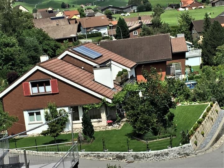 Ferienwohnung im idyllischen Appenzellerland (AI)