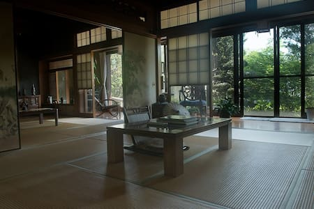 Sunny, traditional Japanese home - Miyazaki - Bed & Breakfast