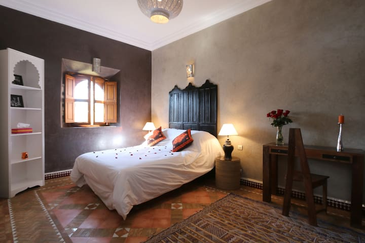 Tigmi nomade au coeur de la nature - Marrakesh - Bed & Breakfast