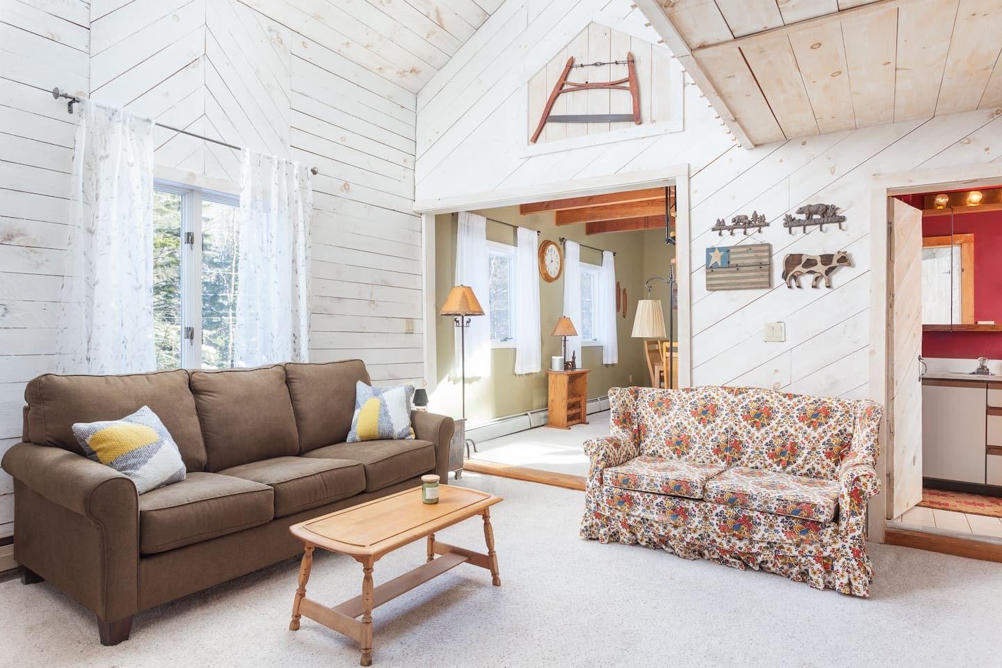The Blue Home - Mount Snow Summer Getaway - Houses for Rent in Dover ...